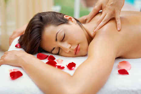 Pure Threading & Beauty Salon - Hour Long Luxury Facial and Back Massage - Save 52%