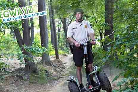 Segwayz - One Hour Segway Experience in Lancashire - Save 40%