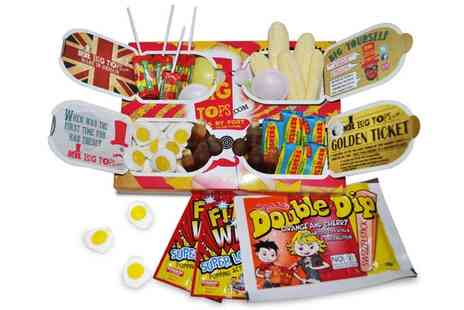 Flutterby Glam - Mr Big Tops Limited Edition Sweets Box - Save 22%