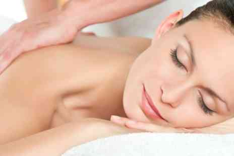 Uniquely Organic EcoSpa - Massage and Facial at Award Winning Spa - Save 56%