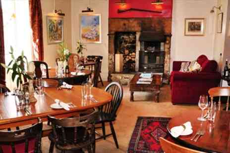 The Bruce Arms - Three Course Dinner for two - Save 49%