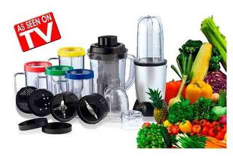 selecciondeproducto - Amazing Bullet Blender Set - Save 70%