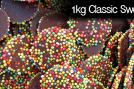Great Toys 4 U - 1kg of Sweet Shop Classics - Save 50%