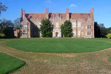 Mapledurham House - Entry Boat Ride and Cream Tea For Two  - Save 49%