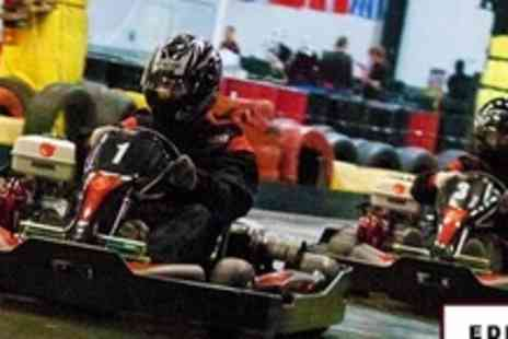 Eddie Irvine Sports - 30 Minute Go Karting Experience - Save 53%