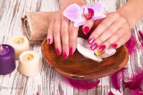 Sharna Beauty at The Askim Clinic - Luxury manicure or pedicure - Save 52%