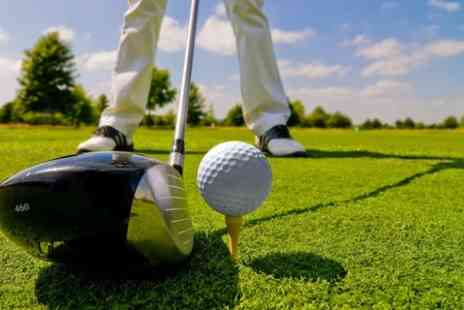 Waterstock Golf Academy - 60 minute Lessons With PGA Coach - Save 65%