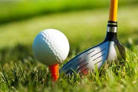Garry Moore Euro Pro Tour Player - One hour  Golf Lessons  - Save 55%