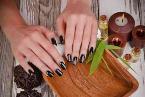 A1 Nails and Skin Clinic - reatments include manicures shellac toes and a luxury facial - Save 57%