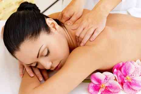 Creative Salons - 30 minute massage - Save 50%