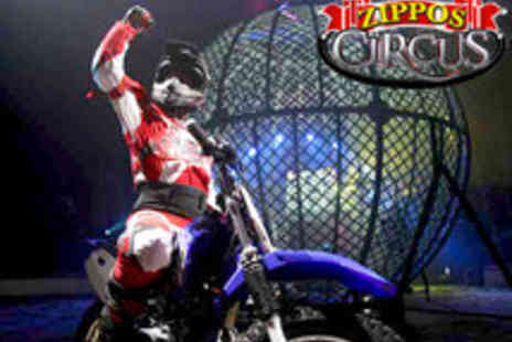 Quaytickets - Ticket to Zippos Circus Presents Carnival - Save 40%