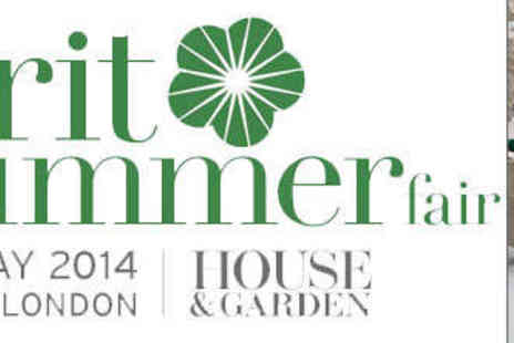 Spirit of Summer Fair  - Ticket to Spirit of Summer Fair at London Olympia - Save 34%