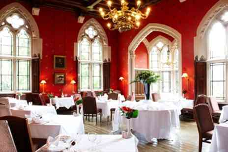 Brownsover Hall Hotel - Dinner & Bubbly for 2  - Save 50%