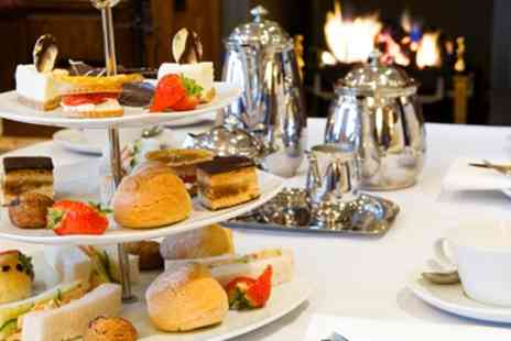 Ramada Birmingham Sutton Coldfield - Afternoon Tea and Swim for two - Save 56%