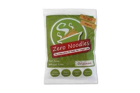 Zero Noodles - 24 Packs of Low Calorie Zero Noodles - Save 47%