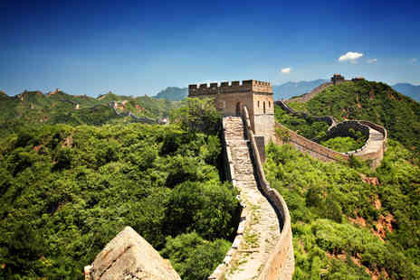Merry Travel - Six day China tour including flights - Save 40%
