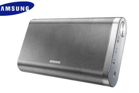 Trade Electricals Direct - Silver Samsung Portable Wireless Speaker - Save 29%