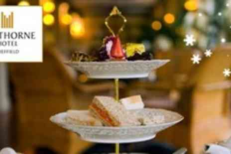 Copthorne Hotel - Afternoon Tea For Two With Scones, Cake and Sandwiches - Save 64%