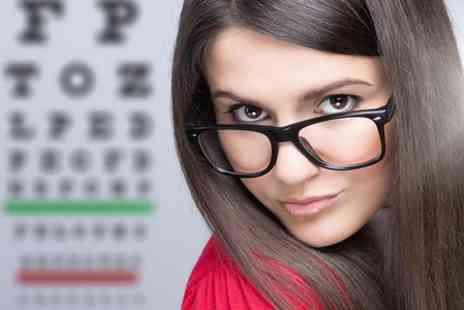 Concept Eye Clinic - 20 minute Eye Test Plus - Save 50%