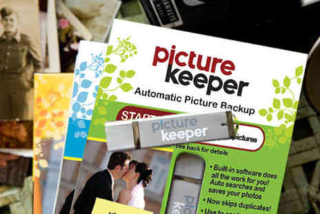 Picture Keeper - Find and Save Your Photos with a Picture Keeper - Save 67%