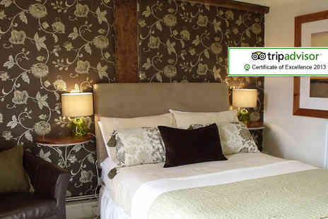 The Fox Inn - Two night stay for 2 including breakfast - Save 48%