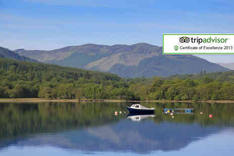 Clachan Cottage Hotel - One night stay for 2 including full Scottish breakfas - Save 58%