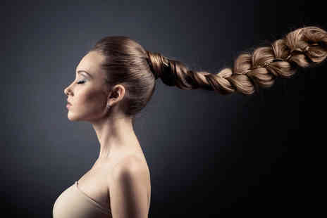 Gloss Academy - Three hour hair styling masterclass and a glass - Save 91%