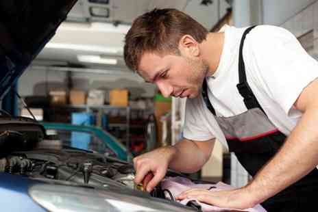 A140 Cars - 67 Point Service With Wheel Alignment - Save 65%
