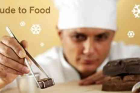 Attitude to Food - Chocolate Bliss Workshop - Save 67%