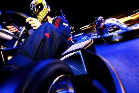 Teamworks Karting - 30 Minute Driving Experience - Save 43%