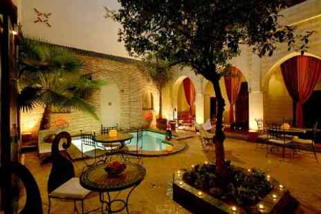 Riad Amira - Two Nights For Two With Breakfast and Tour  - Save 43%