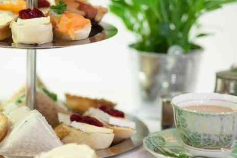 Four Seasons Coffee - Afternoon Tea  - Save 50%