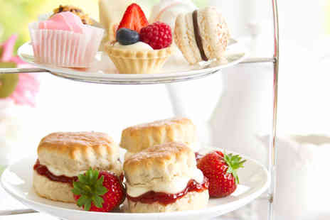 Hallmark Inn - Afternoon tea for 2 including sandwiches homemade cakes - Save 60%