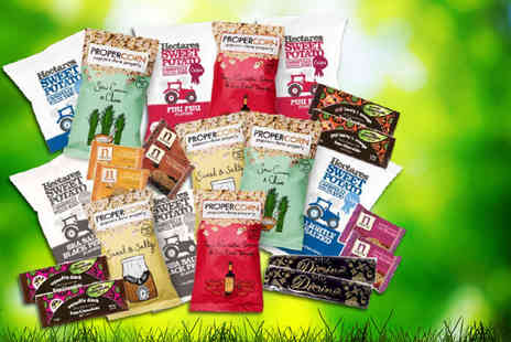Mood Food Company - 24 gourmet snacks - Save 52%