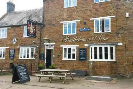 The Batholomew Arms - Rural Stay For Two With Breakfast - Save 45%