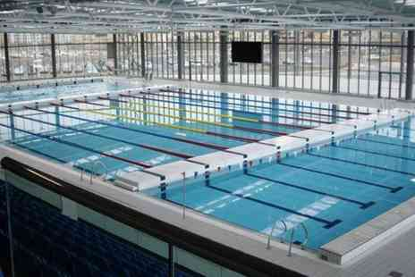 Cardiff International Pool - One Month Gym and Pool Membership - Save 57%
