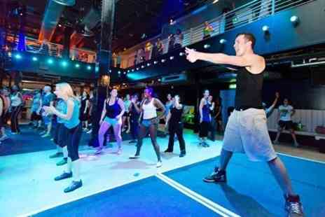 Zumba Riot - Two Month Access to Classes - Save 82%