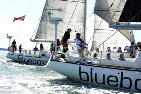 Blue Box Sailing - The Ocean Race Yacht Experience - Save 53%