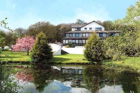 The Damson Dene Hotel - Two Nights For Two With Breakfast Dinner and Cruise Tickets - Save 51%