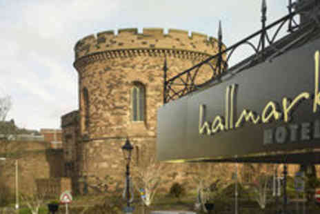 Hallmark Hotel - Two Night 4star Hotel Break for Two People - Save 57%