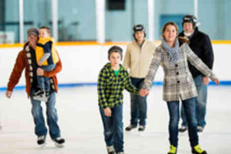 Ice Quest - Ice Skating Experience for Two - Save 57%
