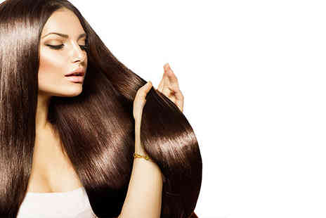 Gold Hair and Health Boutique - wash, cut, treatment and blow dry experience - Save 58%