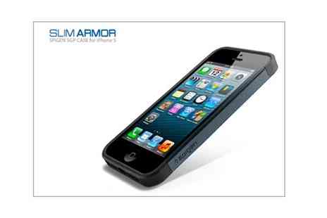 Genee Wenee - Protect Your iPhone 5 with a Slim Armour Case - Save 60%