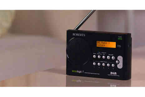 Trade Electricals Direct - Roberts Ecologic Radio - Save 49%
