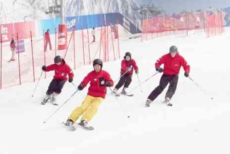 Hemel Snowcentre - Two or Twelve Hours of Après Social Ski or Snowboard Lessons  - Save 51%