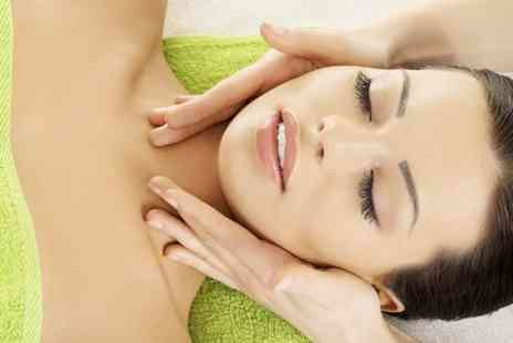 Shape Up Tone Down - 60 Minute Facial With Thai or Ark Products - Save 50%