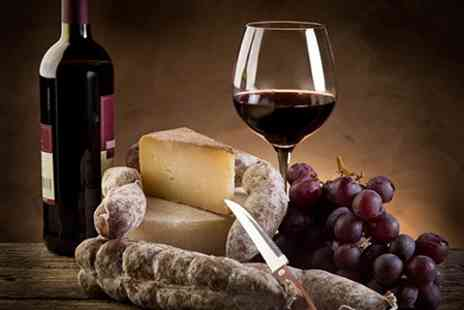 The Wrens Hotel - Wine Tasting With Cheese Platter - Save 46%