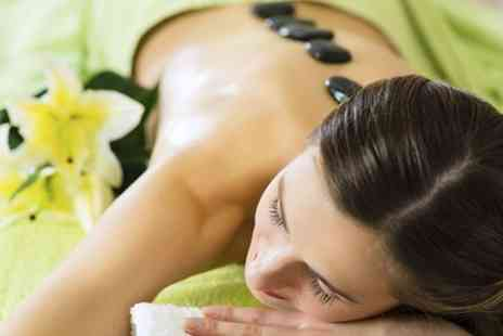 Modified in the room upstairs - 30 minute Hot Stone Massage - Save 50%