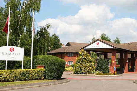 Ramada Grantham - Discover the East Midlands from the Comfort of a Ramada - Save 56%