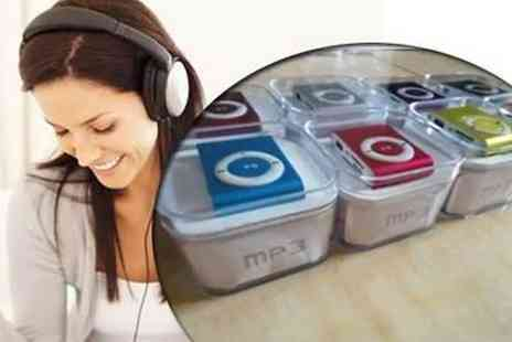 Onevolution - Stylish compact MP3 player - Save 90%